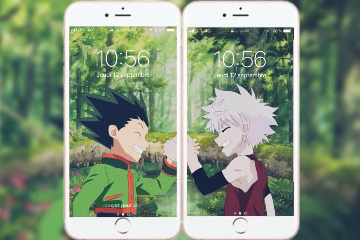 Fond d'écran téléphone manga : comment faire son choix ?